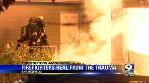 Firefighters healing from emotional trauma after Springfield shooting [Video]