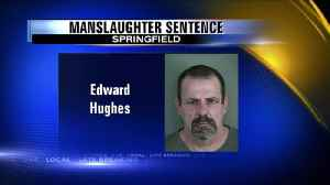 Man pleads guilty to manslaughter of Springfield man [Video]