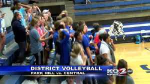 DISTRICT VOLLEYBALL [Video]