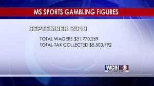 Sports Gambling 10/23/18 [Video]