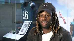 London-born Jay Ajayi returns to capital for Wembley game [Video]