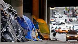 Seattle Might Build A $3 Million 'Mega-Tent' To Combat Homeless Crisis [Video]