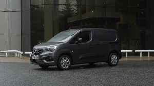 All-new Vauxhall Combo Design Preview [Video]