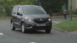 All-new Vauxhall Combo Driving Video [Video]