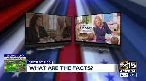 Fact-check: What's true and not true in Arizona's CD8 race? [Video]