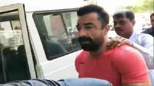 Ajaz Khan REACTION after arrested by Mumbai Police; Watch Video | FilmiBeat [Video]