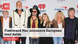Fleetwood Mac Is Going Back On Tour [Video]