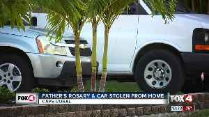 Car stolen from home in Cape Coral [Video]