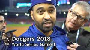 Matt Kemp on the Dodgers losing World Series Game 1 [Video]