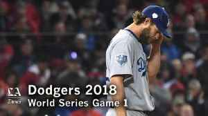 The Dodgers fall in Game 1 of the World Series [Video]