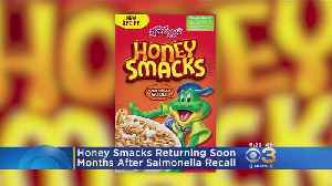 Honey Smacks To Return After Salmonella Recall [Video]