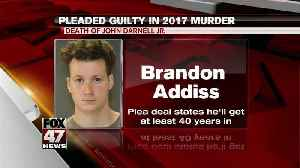 Man to be sentenced in 2017 murder [Video]