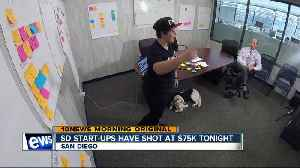 San Diego Startups vie for cash prize from Quick Pitch competition [Video]