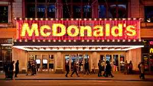 McDonald's New and Improved Menu Leads to Spike in Share Price [Video]