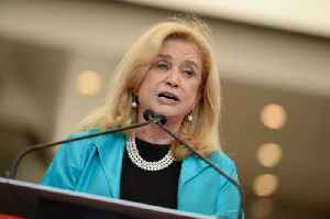 Rep. Carolyn Maloney Confident A 'Pink Wave' Is Coming to Congress [Video]