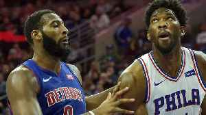"""Joel Embiid Goes In on Drummond After LOL'ing At Ejection. """"I Own A Lot of Real Estate In His Head"""