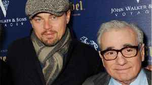 Leonardo DiCaprio And Martin Scorsese Team Up For 'Killers Of The Flower Moon' [Video]