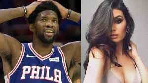 Joel Embiid Engaged To SI Swimsuit Model Anna De Paula [Video]
