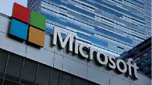 Microsoft Shares Fall Ahead Of Earnings Report [Video]