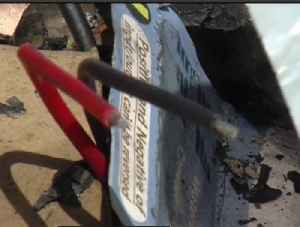 News video: Batteries suspected of causing house fire