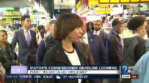 Pugh won't be rushed picking BPD Commissioner [Video]