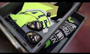 Under the skin of Rossi's Dainese leathers | Features | Motorcyclenews.com [Video]