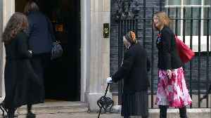 Theresa May buys poppy for Royal British Legion appeal [Video]