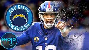 What If Eli Manning Stayed With the San Diego Chargers? - Future Considerations [Video]