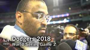 Matt Kemp on what the Dodgers did wrong in Game 2 of the World Series [Video]