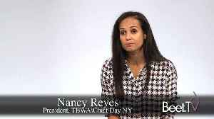 Mentoring And 'Over-Hiring' Can Increase The Female Quotient: TBWA's Reyes [Video]