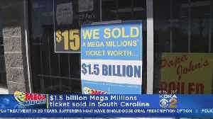 Mega Millions Jackpot Winner Can Stay Anonymous Thanks To SC Law [Video]