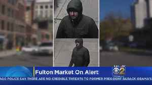 Fulton Market On Alert After Robberies, Counterfeiters [Video]