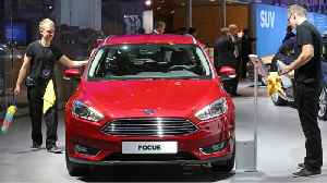 Ford Recalls Nearly 1.5 Million Focus Sedans For Engine Stall Issue [Video]