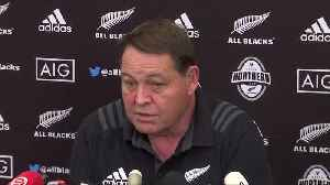 All Blacks target clean sweep against 'under pressure' but confident Australia - Hansen [Video]