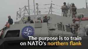 Norway exercise NATO's biggest since Cold War [Video]