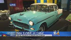 Museum's Exhibit Brings Cuba Alive Right In Denver's City Park [Video]