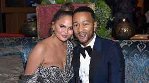 Merry Chrissy-mas! John Legend and Chrissy Teigen Are Getting Their Own Holiday Special [Video]