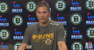 Bruins Head Coach Bruce Cassidy Is A Big Fan Of Alex Cora; May Be David Price's Lucky Charm [Video]