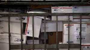 News video: How Mail Agencies Identify, Intercept Suspicious Packages