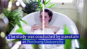 Hot Baths Are an Effective Remedy for Treating Depression, Study Says [Video]
