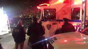 New York City's Time Warner Center partially evacuated over
