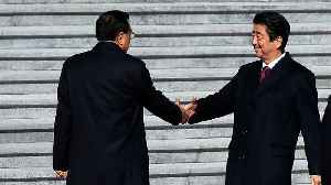 Japan's Prime Minister Abe Working With China To Resolve North Korea Issues [Video]