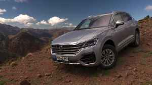 Volkswagen Touareg in Marocco Design [Video]