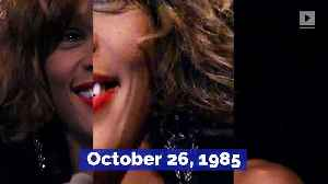 This Day in History: Whitney Houston Earns Her First #1 Hit [Video]