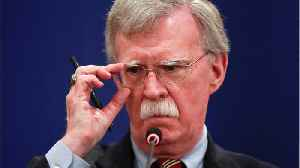 Bolton Says It Would Be Helpful If Russia Stopped Interfering In Our Elections [Video]
