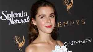 Kiernan Shipka goes from a 'Mad Men' to a witch in 'Sabrina' [Video]