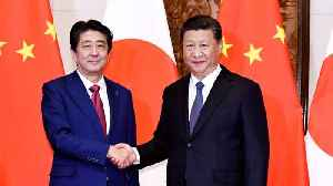 Chinese President Xi Jinping Considering Japanese Prime Minister Shinzo Abe's Invite [Video]