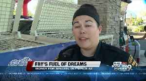 HAPPENING NOW: Fry's Fuel of Dreams will benefit Special Olympics Arizona [Video]