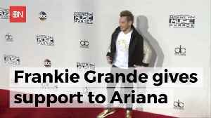 Ariana Grande's Brother Comes To Her Aid [Video]
