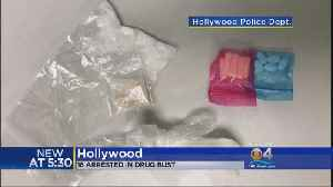 18 Face Narcotics Charges In Hollywood [Video]